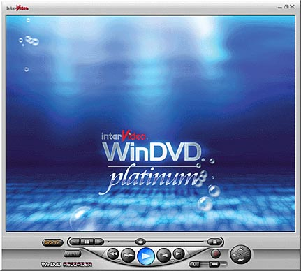 InterVideo WinDVD 8 is the world's #1 DVD and video playback software